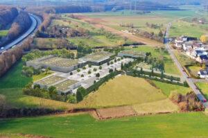 Das Sinziger Nahversorgungszentrum wird jetzt in Franken entstehen.
